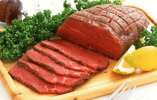 4. Thịt bò 1
