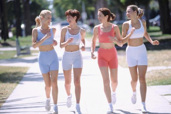1. Kết hợp ăn kiêng và tập thể dục 1