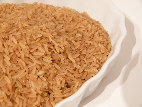 Ăn gạo lức ngừa huyết áp cao và nhồi máu cơ tim 1