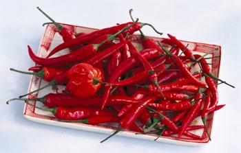 Ăn ớt giúp giảm cân 1