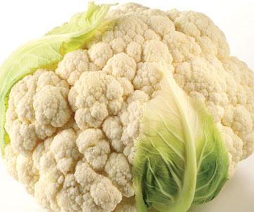 Súp lơ trắng và bông cải xanh 1