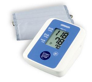 HEM 7111 e1304498629349 Máy đo huyết áp HEM 7111