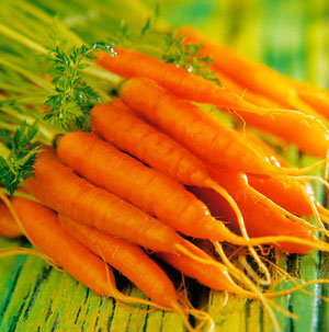 7. Cà rốt 1