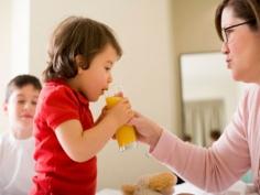 Lạm dụng nước hoa quả có thể dẫn đến béo phì ở trẻ 1