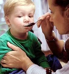 Chăm sóc trẻ bị viêm đường hô hấp tại nhà 1