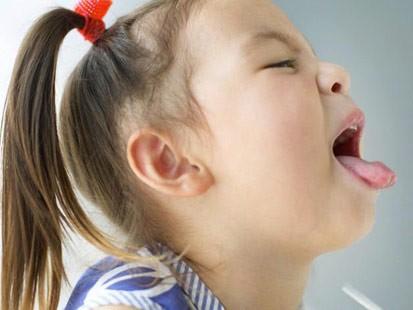 Bệnh vêm hô hấp cấp ở trẻ em do nắng nóng khắc nghiệt