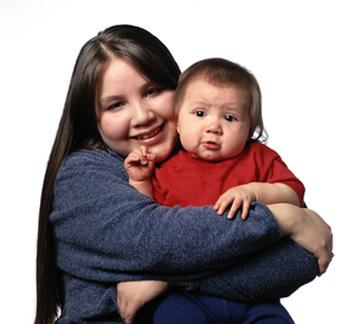 Khi mẹ mang bầu bị béo phì 1