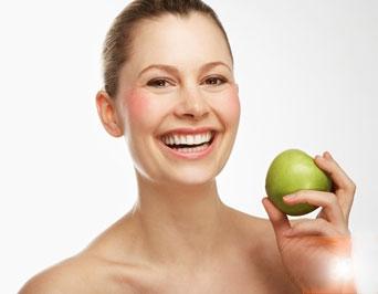 Ăn táo giảm nguy cơ mắc bệnh béo phì 1