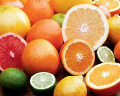 Trái cây thuộc họ cam quýt 1