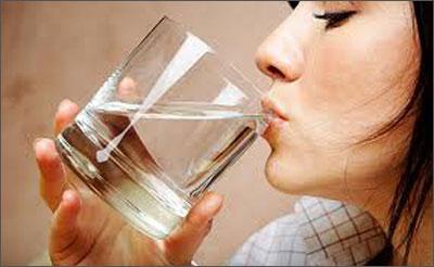 Ngày 1 - Uống thật nhiều nước 1
