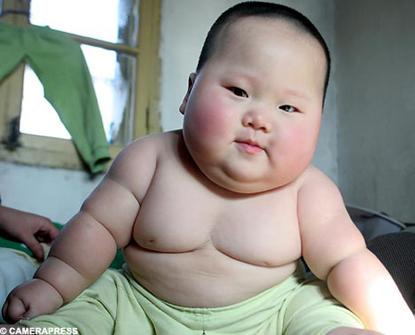 Phương pháp giảm cân cho trẻ béo phì 1
