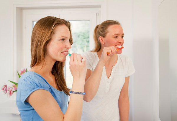 Sâu răng gây hại cho tim 1
