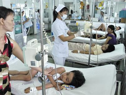 Bệnh sốt xuất huyết và những thách thức 1