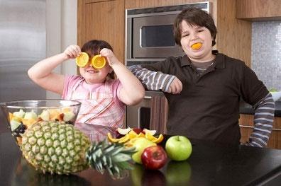 Cách nào ngừa béo phì ở trẻ ?