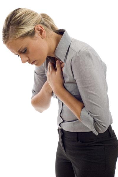 Đau thắt ngực có phải bệnh động mạch vành?   1
