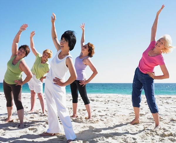 Giảm mỡ bụng hiệu quả với việc tập luyện aerobic