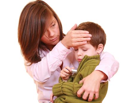 Dùng thuốc hạ sốt cho trẻ như thế nào là đúng? 1