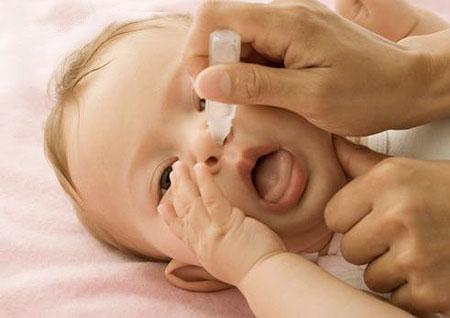 Cách xử trí viêm mũi ở trẻ nhỏ khi trời lạnh