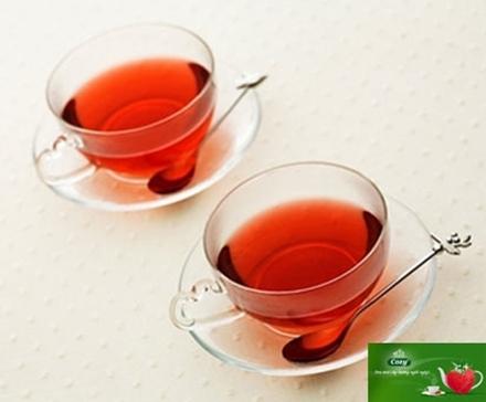 4. Hồng trà: ngăn ngừa táo bón 1