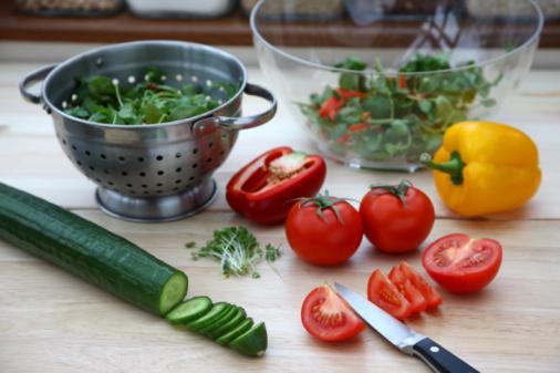 Thay đổi thói quen ăn uống để giảm cân 1