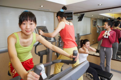 1. Tập thể dục nhiều hơn có nghĩa là giảm cân nhiều hơn? 1