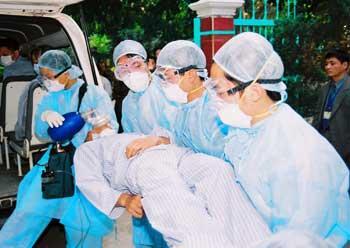TP HCM: Tất cả bệnh viện phải diễn tập cúm A(H5N1)