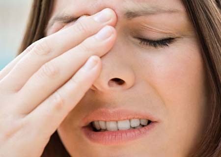 Dấu hiệu nhận biết viêm xoang hàm mạn 1