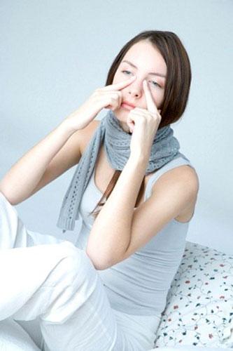 Viêm xoang và các biến chứng ở mắt