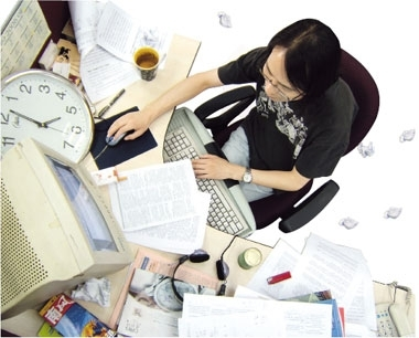 Nguy cơ tiểu đường ở những người làm việc văn phòng, ít vận động 1
