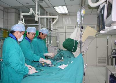 Các biện pháp điều trị cho bệnh nhân nhồi máu cơ tim cấp 1