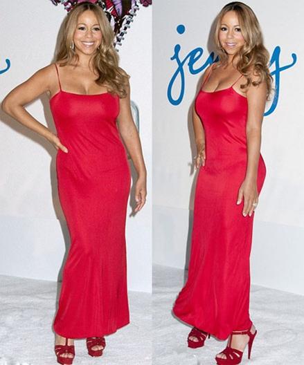 Với Mariah Carey thì sao? 1