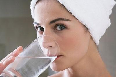 Đừng xem thường công dụng giảm cân của nước 1