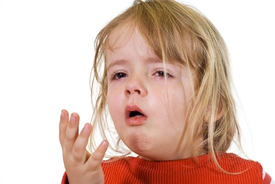 Nhận biết triệu chứng ho ở trẻ bị hen suyễn 1