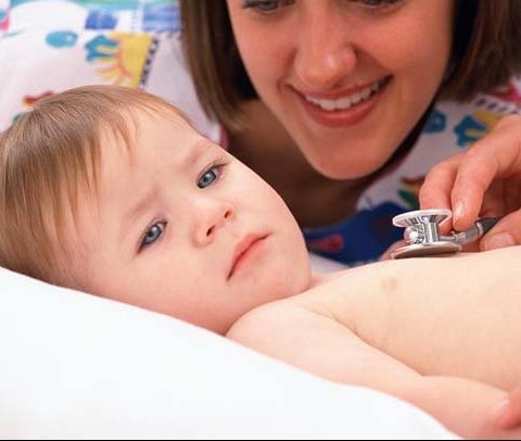 Kháng sinh không có tác dụng với bệnh viêm phế quản