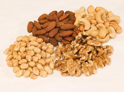 Tác dụng giảm béo bụng từ các loại hạt