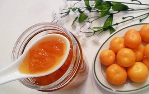 Ngậm hỗn hợp quất, mật ong 1