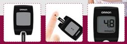 Máy đo đường huyết HGM-112 ( loại thông dụng) 1