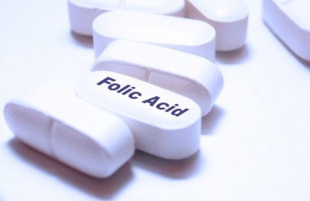 Bổ sung Folic acid 1