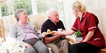 Dinh dưỡng và vận động cho người cao tuổi bị béo phì