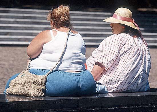 Chế độ tập luyện cho người cao tuổi bị béo phì 1