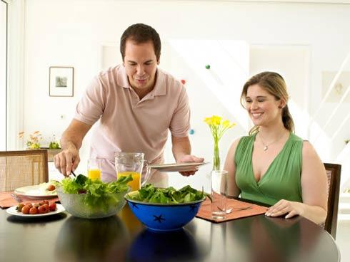 Chế độ ăn uống cho người bệnh béo phì 2