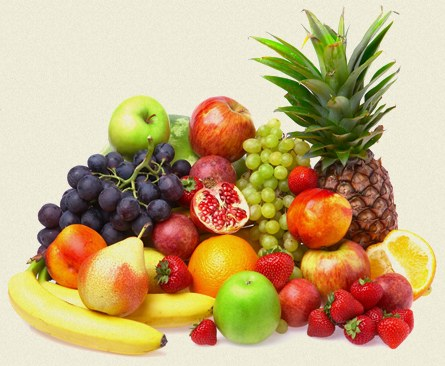 Các loại trái cây 1