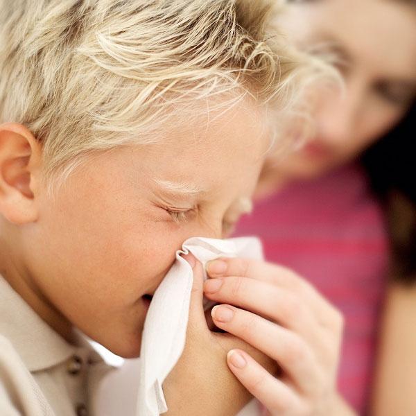 Viêm mũi trẻ em - Những thông tin cần biết 1