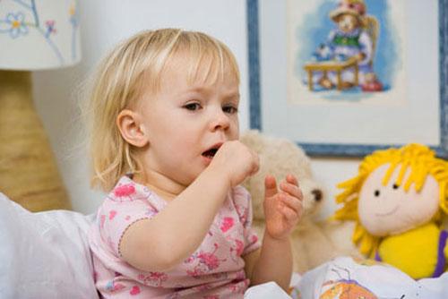 Nguy cơ viêm phế quản phổi ở trẻ nhỏ