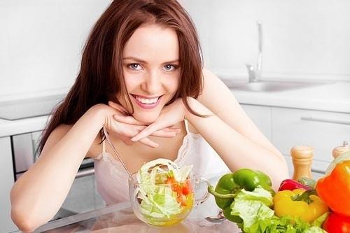 Ăn kiêng với người muốn giảm mỡ bụng 1