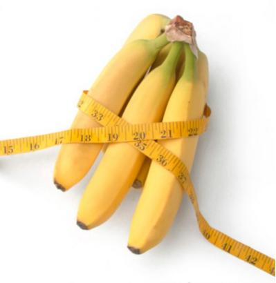 Chuối giúp giảm mỡ bụng hiệu quả hơn