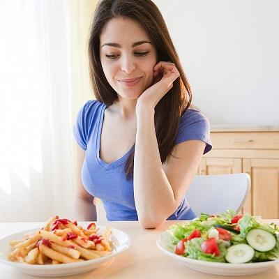 Không lên kế hoạch ăn uống cho bản thân 1