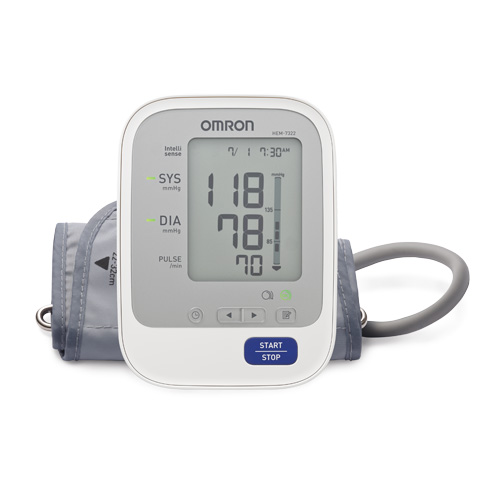 Máy đo huyết áp HEM-7322 1