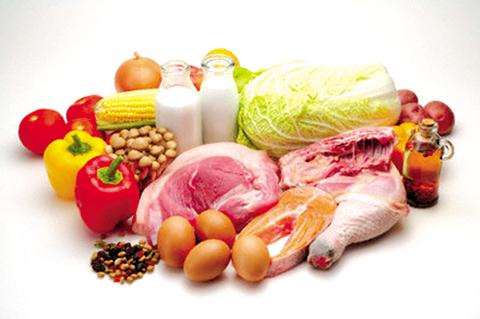 Món ăn cho người cao huyết áp 1