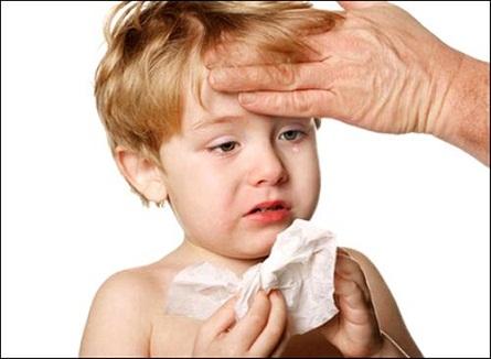 Cách nhận biết trẻ bị thở khò khè 1